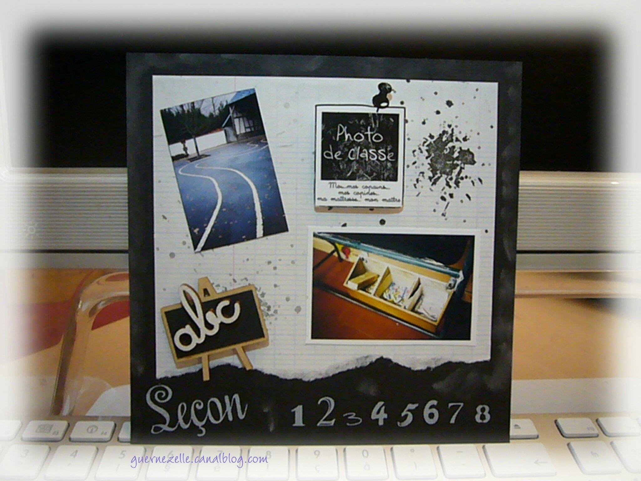 Echange de cartes de Sept. 2012 (détails message du 26 nov. 2012)