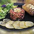 Steak tartare aveyronnais 3b : baud-bœuf-baraqueville