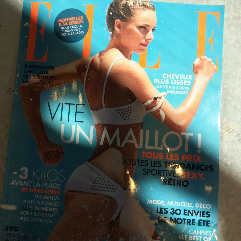 ELLE magazine mai juin 2015 envie de cauri Boutique Avant-Après 29 rue Foch 34000 Montpellier (3)