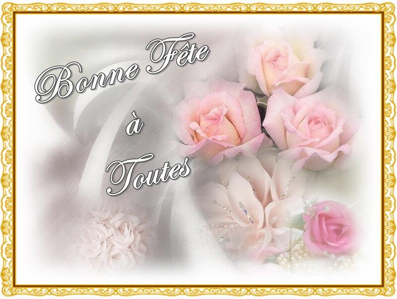 Camaieux de roses Fête des Mères 2019