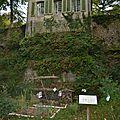 21500 Montbard - Parc Buffon - Jardin pédagogique