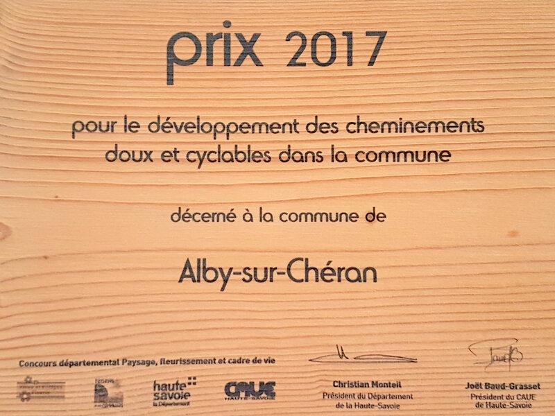 CAUE prix Alby 2017