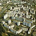 Brest, le quartier Kergoat