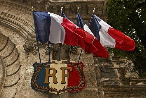 République Française blason