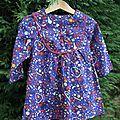 Une blouse m101
