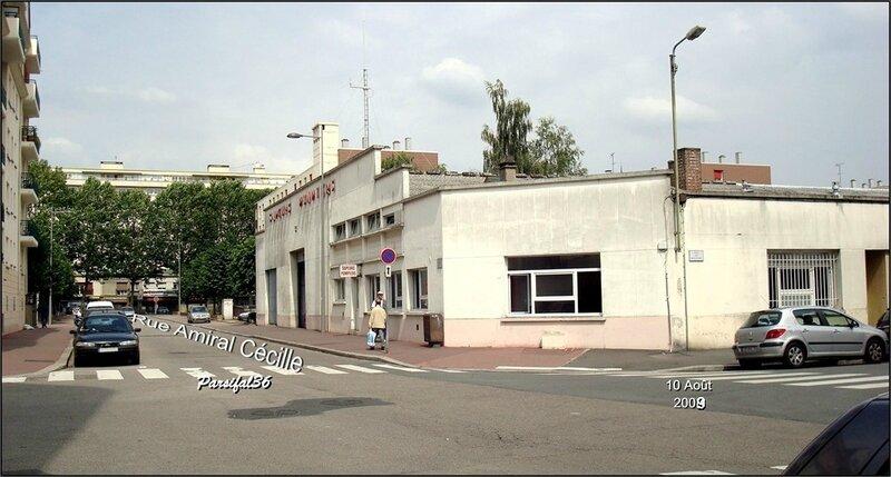 Centre de Secours Malherbe 2009