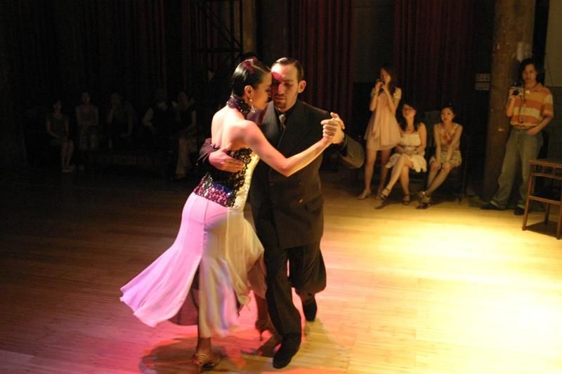 temple milonga 2