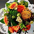 Des fleurs, le bonheur