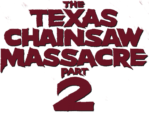 The Texas Chainsaw Massacre Part 2 logo