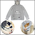 japan trend shop sweat capuche mewgaroo 2