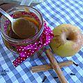 Confiture de pomme aux épices - confitura de manzana especiada