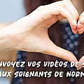 Normandes, normands, dites-leur merci!