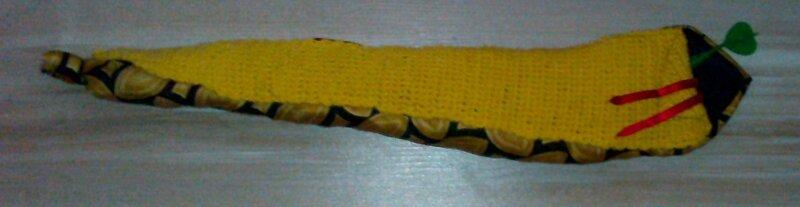 cravate crochet