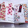 catalogue petits coupons de tissus