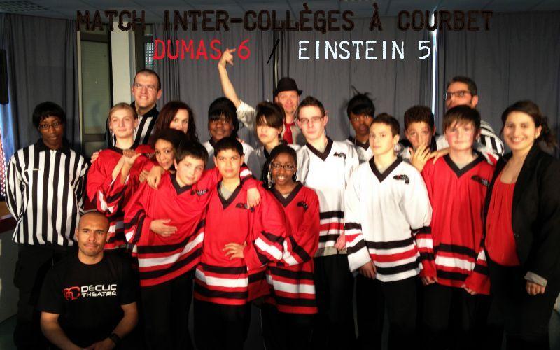 CICMIT 13e match inter-collèges #4 a