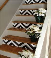 Escalier en déco