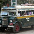 Birmanie / Mandalay / Bus