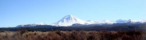 Mt Ruepehu 1