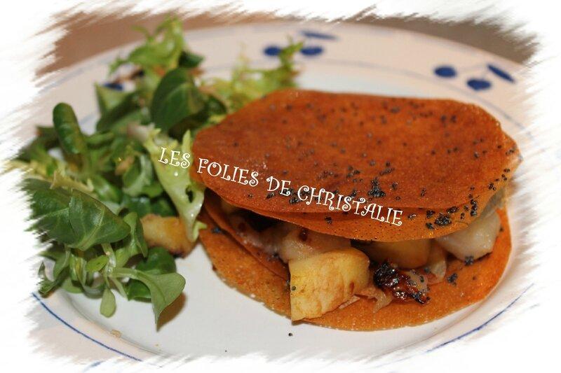 Mille-feuilles foie gras 1