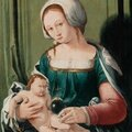After restoration, rijksmuseum's 'virgin and child' turns out to be by lucas van leyden
