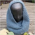 Snood capuche