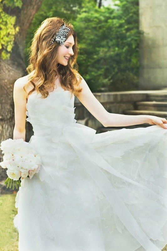 chic robe mariage avec nœud papillon