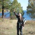Une semaine au lac baikal