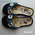 Shoes custom 02