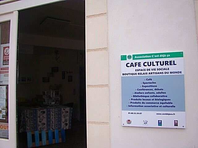 cafe culturel saacy