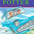 J.k rowling, harry potter and the chamber of secrets. tome 2
