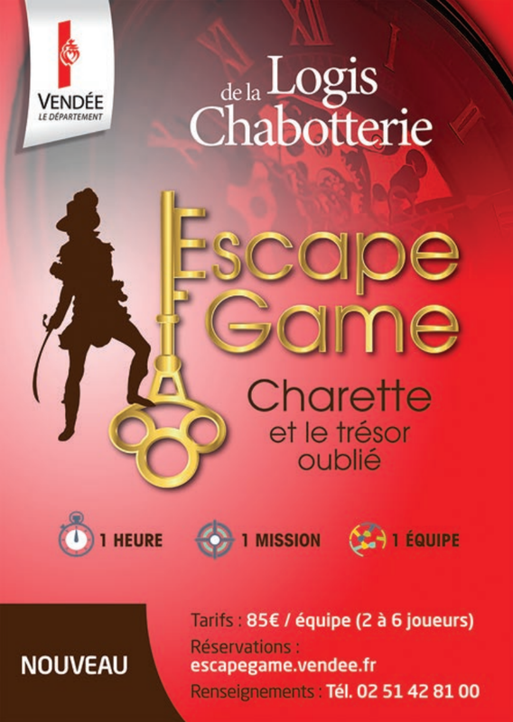 Escape-game de la Chabotterie