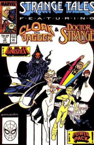 strange tales 1987 13
