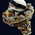 Codognato, skull rings