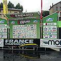 Championnat de france enduro st agrève