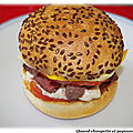 Hamburgers minutes