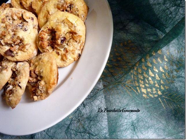 Biscuits de Noel aux mendiants 6