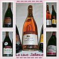 Nouveau partenariat avec de merveilleux vins de la cave jaillance !