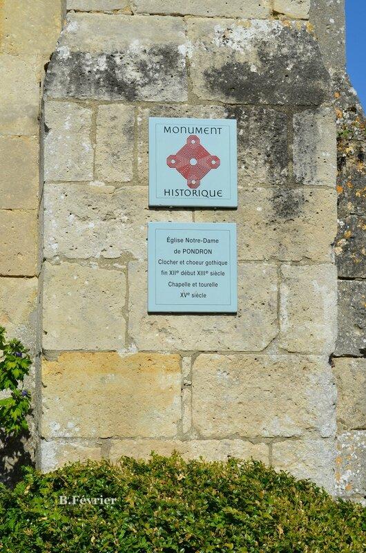 60123 Pondron - Notre-Dame de Pondron