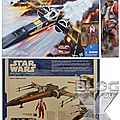 Hasbro poe dameron's x-wing fighter