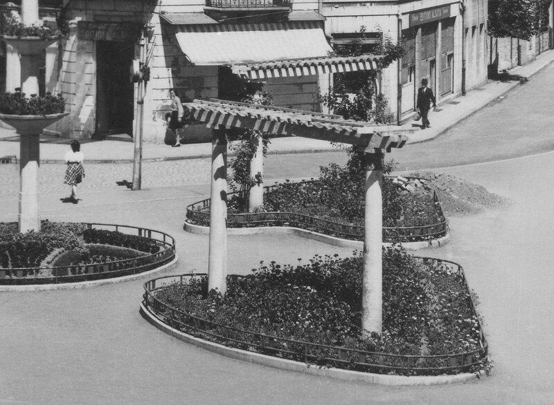 CPSM Belfort Place Corbis 1945-50 1R