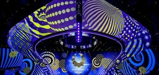 Eurovision-stage