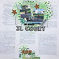 [ il court ] - sketch#317 just create & scrap
