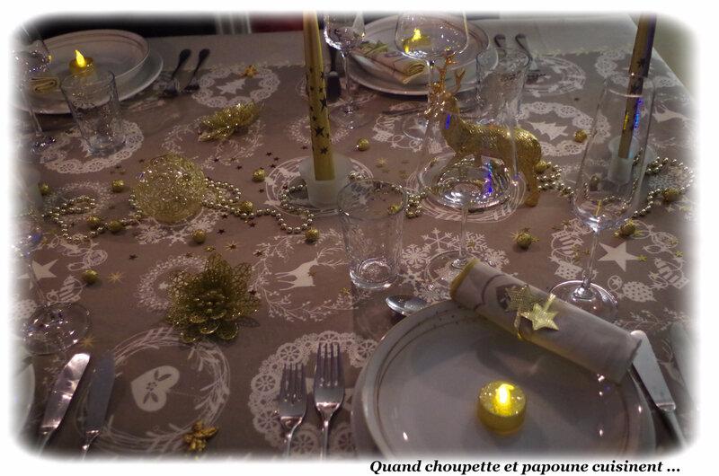 table en or-2464