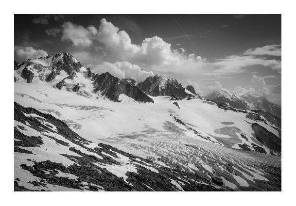 Le glacier du Tour © Tous droits réservés.