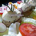 Champignons farcis au fromage frais : une de mes recettes inavouables