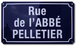 Rue Abbe Pelletier Saint Colomban