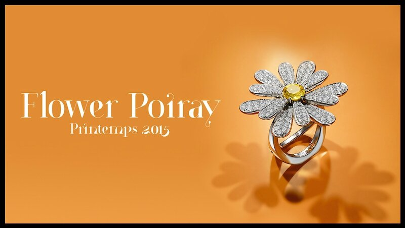 poiray flower bague 1
