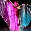 Stage de do avec ailes d'isis animé par nazha matalibi à roanne (69) le 8 mars 2013