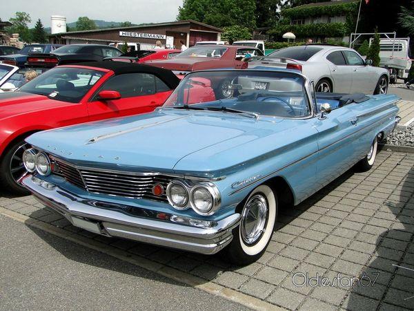pontiac catalina convertible 1960 a