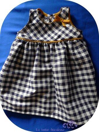 robe froncée1
